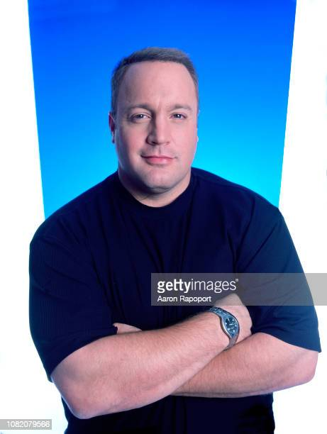 Comedian Kevin James poses for a portrait circa 2002 in Los Angeles California