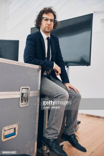 Comedian Kyle Mooney is photographed for Self Assignment on May 2017 in Cannes France