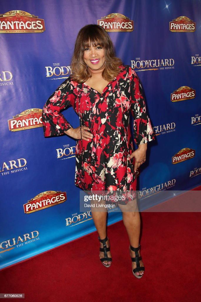 "Premiere Of ""The Bodyguard"" - Arrivals"