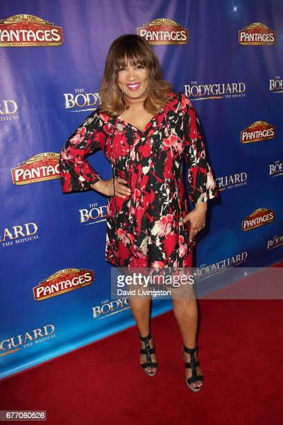 Comedian Kym Whitley arrives at the premiere of 'The Bodyguard' at the Pantages Theatre on May 2 2017 in Hollywood California