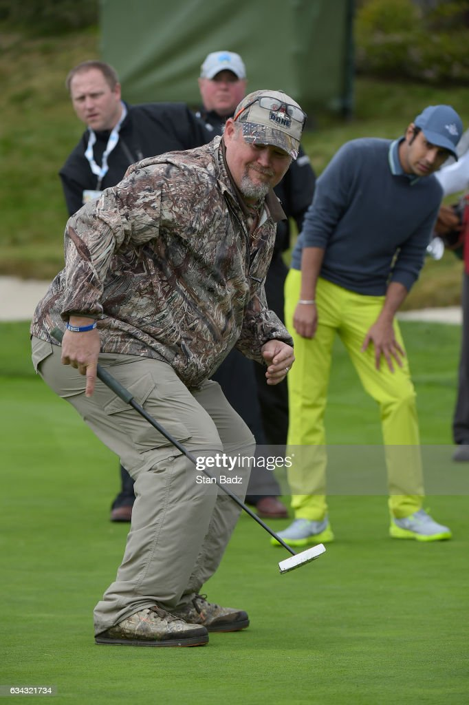 AT&T Pebble Beach Pro-Am - Preview Day 3 : News Photo