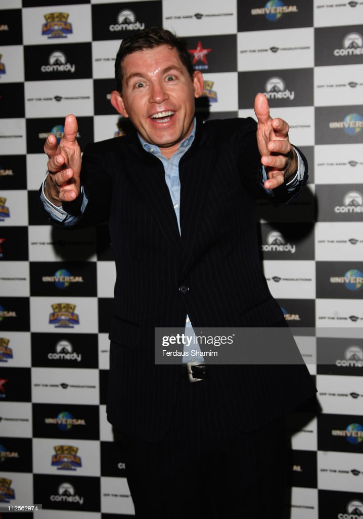 Lee Evans ? UK Tour Photocall