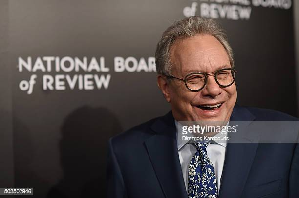 Comedian Lewis Black attends 2015 National Board of Review Gala at Cipriani 42nd Street on January 5 2016 in New York City