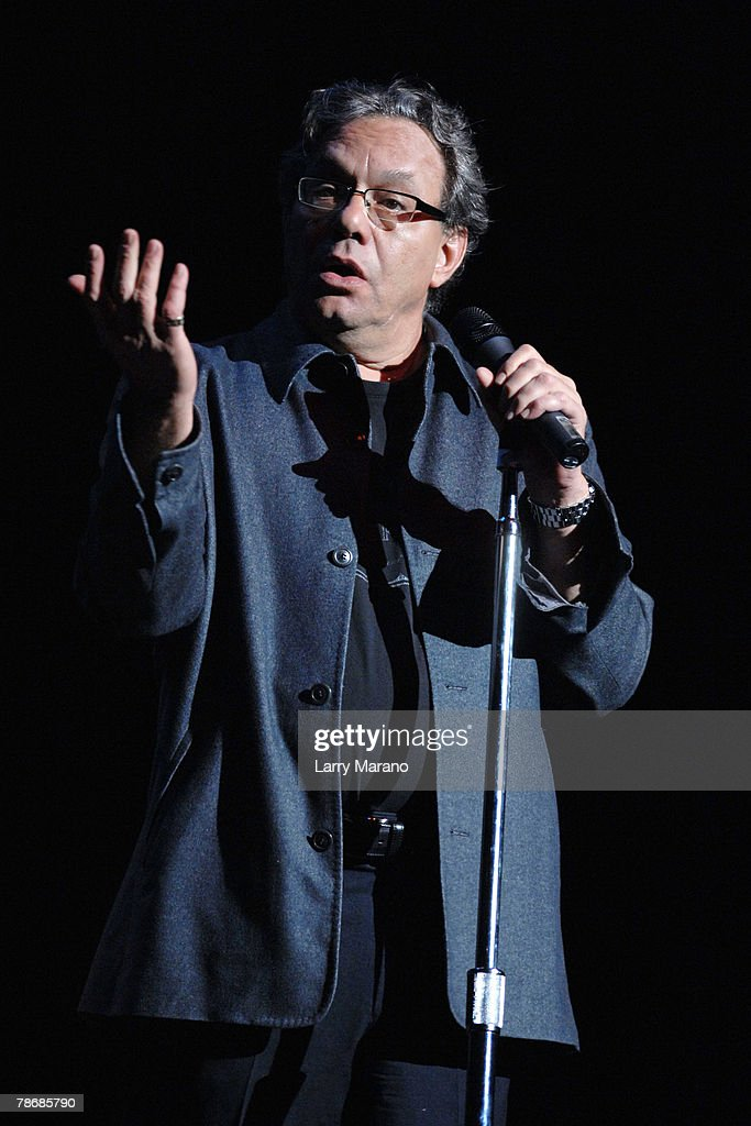 Comedian Lewis Black Performs His New Years Eve Show At The Fillmore Miami Beach On December