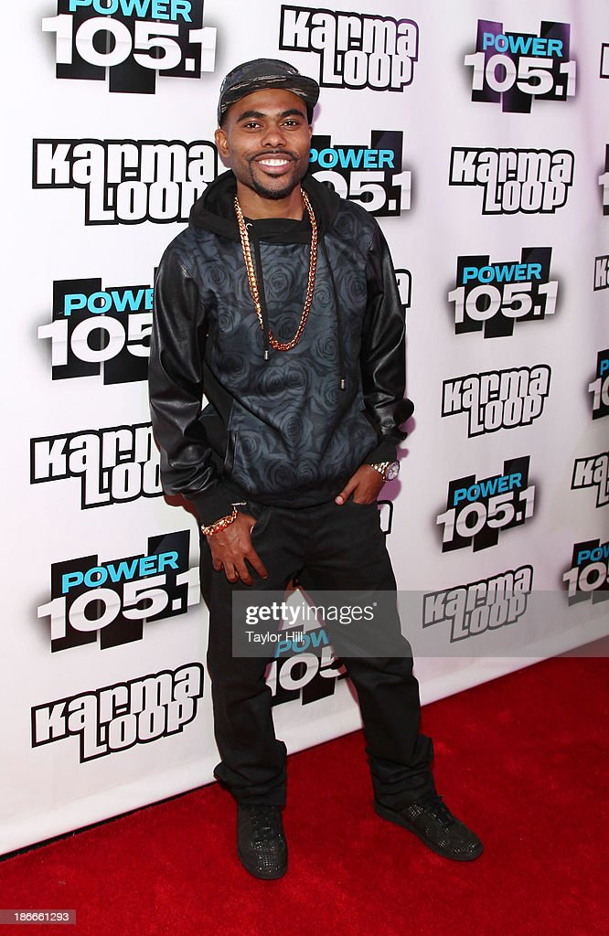 Comedian Lil Duval attends Power 105.1's Powerhouse 2013, presented by Play GIG-IT, at Barclays Center on November 2, 2013 in New York City.