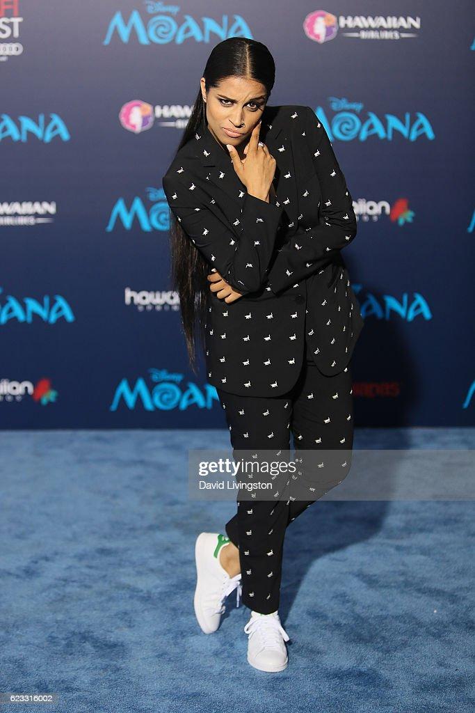 "AFI FEST 2016 Presented By Audi - Premiere Of Disney's ""Moana"" - Arrivals"