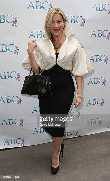 Comedian Lisa Ann Walter attends the ABCs Mother's Day Luncheon at the Four Seasons Hotel Los Angeles at Beverly Hills on May 7, 2014 in Beverly...