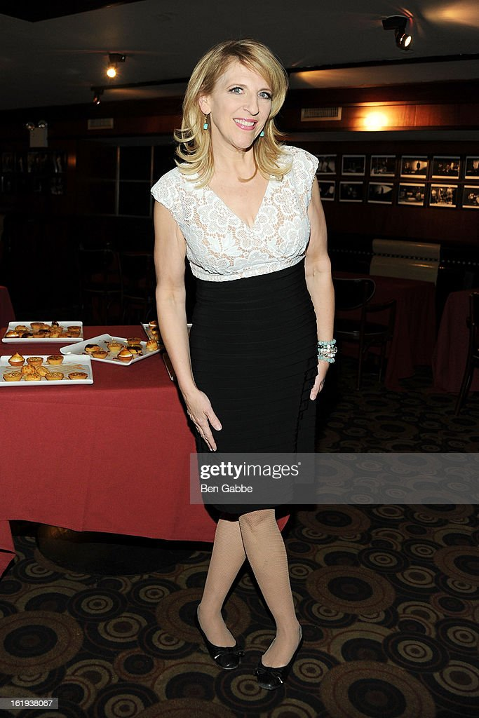 Comedian Lisa Lampanelli attends 65th Annual Writers Guild East Coast Awards After Party at B.B. King Blues Club & Grill on February 17, 2013 in New York City.
