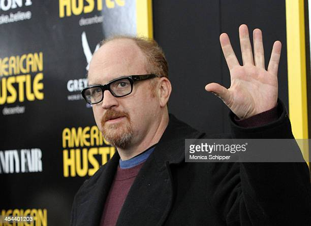 """Comedian Louis C.K attends Grey Goose Vodka and Vanity Fair present in part the world premiere of Columbia Pictures And Annapurna Pictures """"American..."""