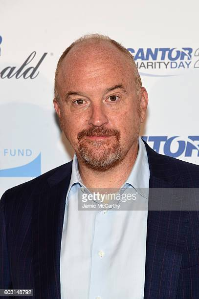 Comedian Louis CK attends the Annual Charity Day hosted by Cantor Fitzgerald BGC and GFI at Cantor Fitzgerald on September 12 2016 in New York City