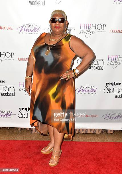 Comedian Luenell attends the 2014 Soul Train Music Awards Hip Hop Sisters Panel on November 8 2014 in Las Vegas Nevada