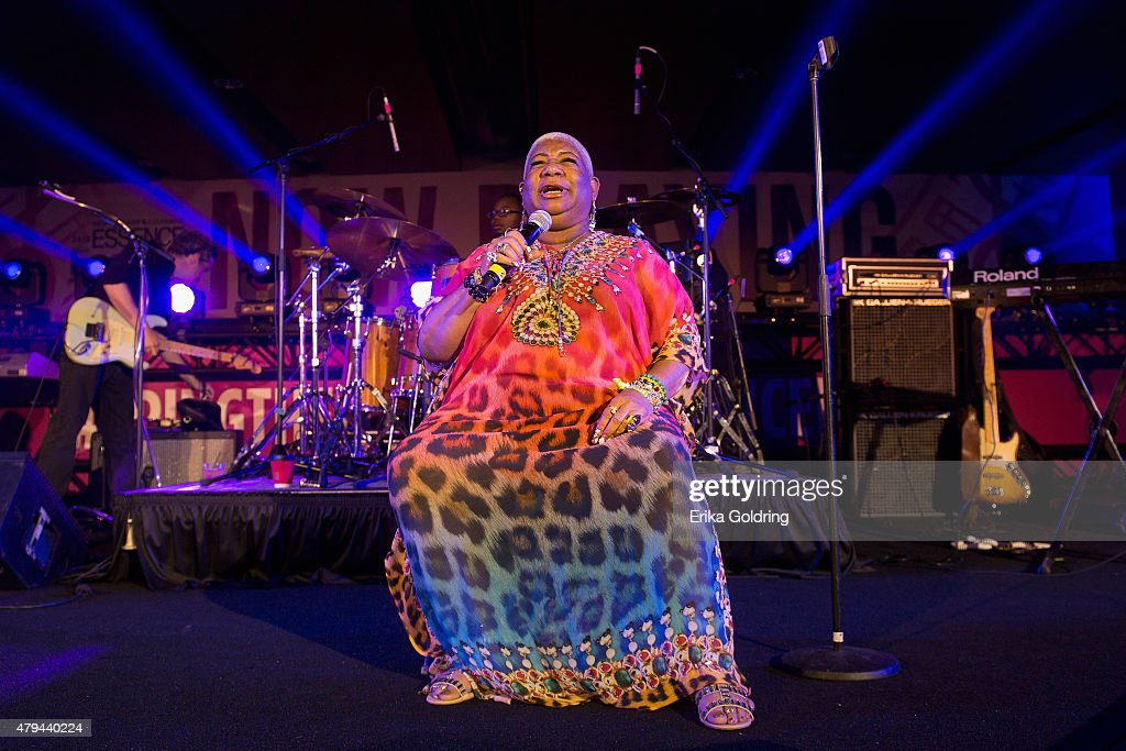 Comedian Luenell performs at the 2015 Essence Music Festival on July 3, 2015 in New Orleans, Louisiana.