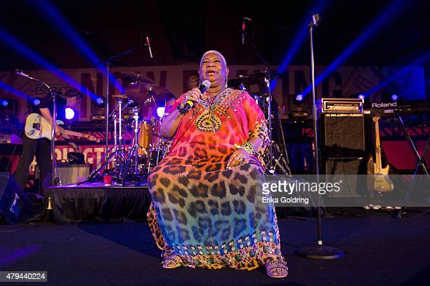 Comedian Luenell performs at the 2015 Essence Music Festival on July 3 2015 in New Orleans Louisiana