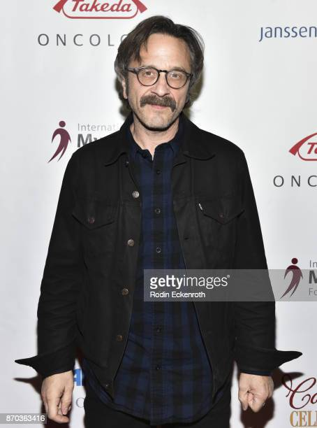 Comedian Marc Maron attends the IMF 11th Annual Comedy Celebration at The Wilshire Ebell Theatre on November 4 2017 in Los Angeles California
