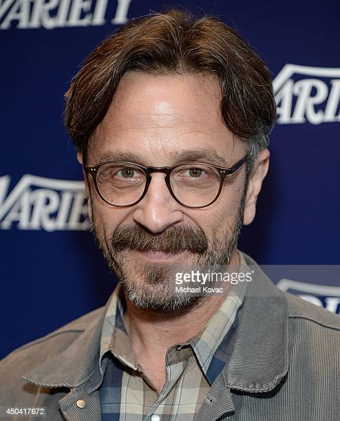 Comedian Marc Maron attends Variety's A Night in the Writers' Room at Writer's Guild Theater on June 10 2014 in Los Angeles California