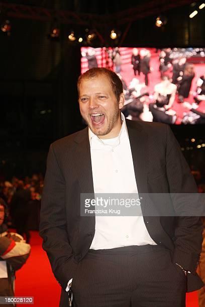 Comedian Mario Barth Bei Der 007 Ein Quantum Trost Premiere Im Cinestar Am Potsdamer Platz In Berlin Am 031108