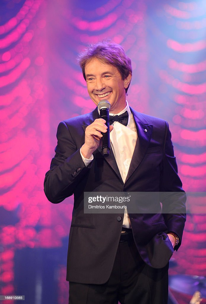 Comedian Martin Short entertains attendees at the 2013 Toys'R'Us Children''s Fund Gala on Thursday, May 16 in New York City. One of the largest, single-night fundraisers in New York City, the Toys'R'Us Children's Fund Gala has raised more than $100 million, since its inception, to support charitable organizations that keep children safe and help them in times of need.