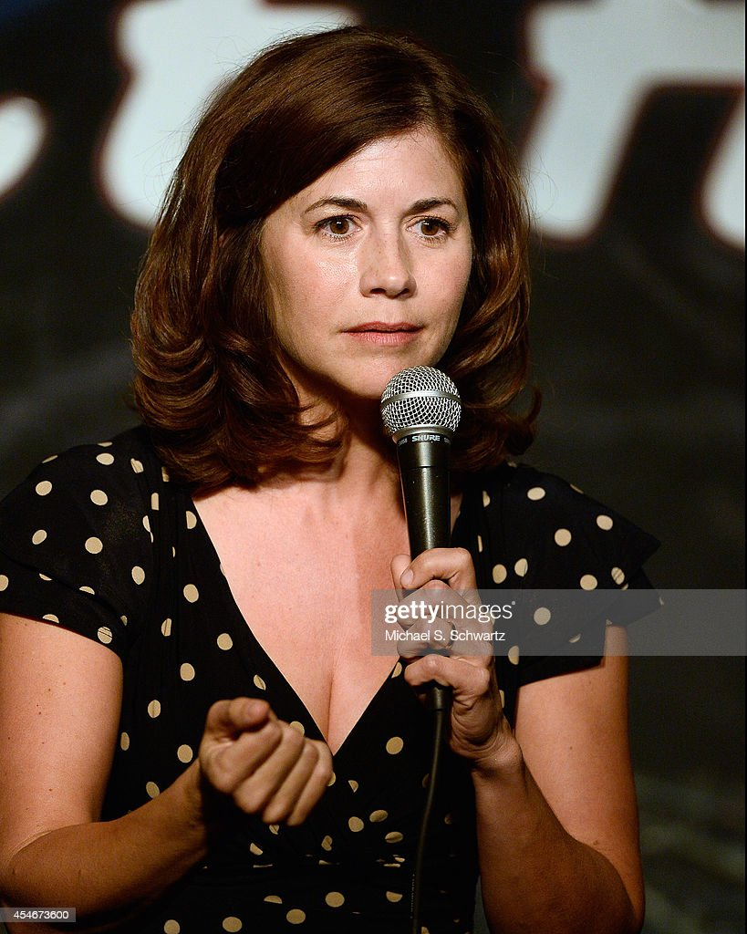 Comedian Portraits And Performances At The Ice House Comedy Club : News Photo