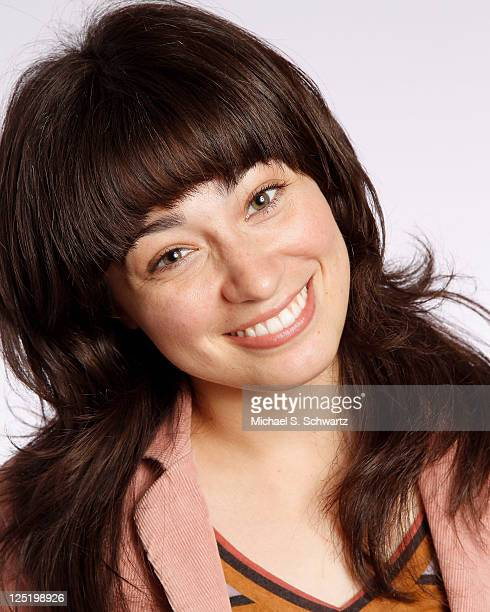 Comedian Melissa Villasenor poses during her appearance at The Ice House Comedy Club on September 15 2011 in Pasadena California