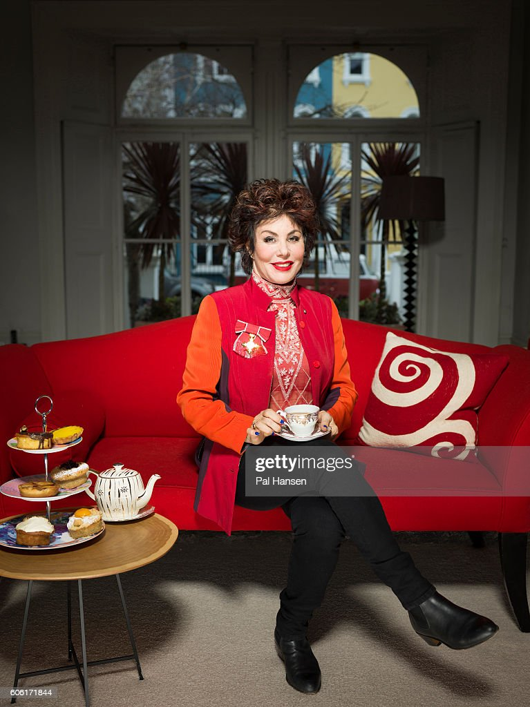 Comedian, mental health campaigner, lecturer and author Ruby Wax is photographed for the Sunday Times on February 15, 2016 in London, England.