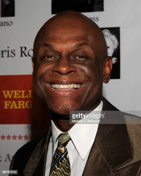 Comedian Michael Colyar poses at the Children Affected by Aids Foundation's 'A Night of Comedy' at Saban Theatre on May 1 2010 in Beverly Hills...