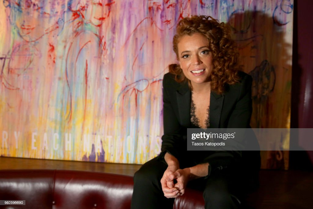 Netflix's The Break with Michelle Wolf hosts celebration after the White House Correspondents' Dinner : News Photo