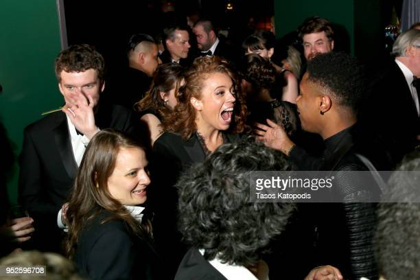 Comedian Michelle Wolf attends the Celebration After the White House Correspondents' Dinner hosted by Netflix's The Break with Michelle Wolf on April...