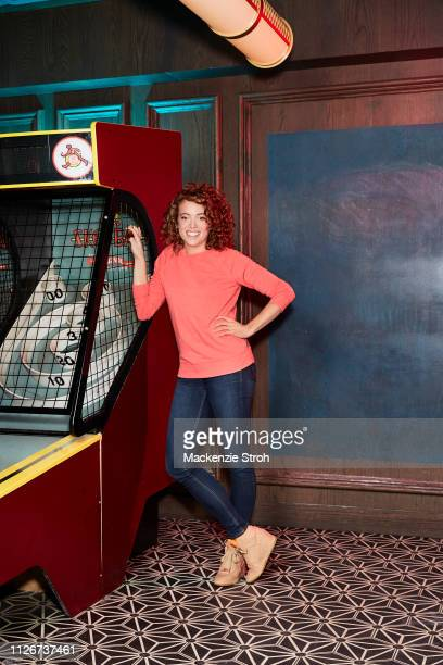 Comedian Michelle Wolf is photographed for The Hollywood Reporter on March 31 2018 in New York City