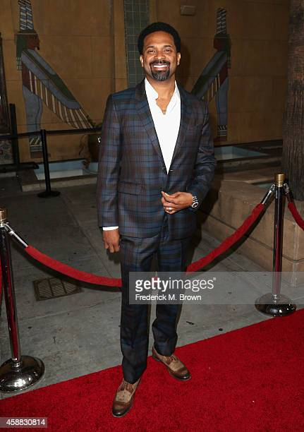 Comedian Mike Epps attends the 'Selma' first look during the AFI FEST 2014 presented by Audi at the Egyptian Theatre on November 11 2014 in Hollywood...