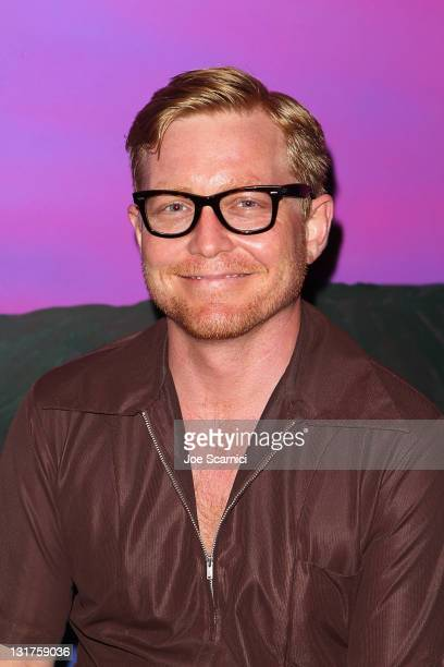 """Comedian Mike O'Connell attends """"A Benefit For RX Laughter"""" presented by Junior Hollywood Radio & Television at Jon Lovitz Comedy Club on July 8,..."""