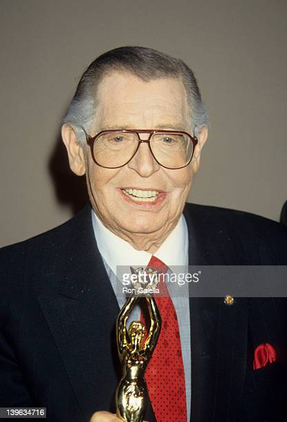 """Comedian Milton Berle attending """"Iris Lifetime Achievement Awards Honoring Milton Berle"""" on January 27, 1993 at Moscone Convention Center in San..."""