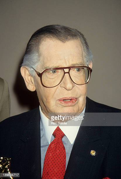 """Comedian Milton Berle attending """"Iris Lifetime Achievement Awards Honoring Milton Berle"""" on January 28, 1993 at Moscone Convention Center in San..."""