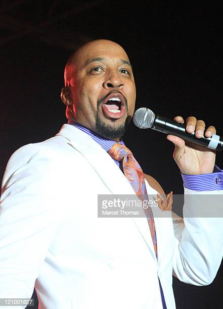 Comedian Nephew Tommy attends the Hillshire Farm Freedom Friday Party at Mandalay Bay Events Center on August 12 2011 in Las Vegas Nevada