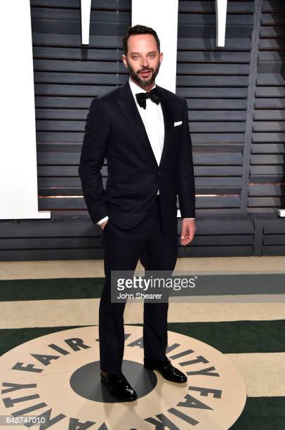 Comedian Nick Kroll attends the 2017 Vanity Fair Oscar Party hosted by Graydon Carter at Wallis Annenberg Center for the Performing Arts on February...