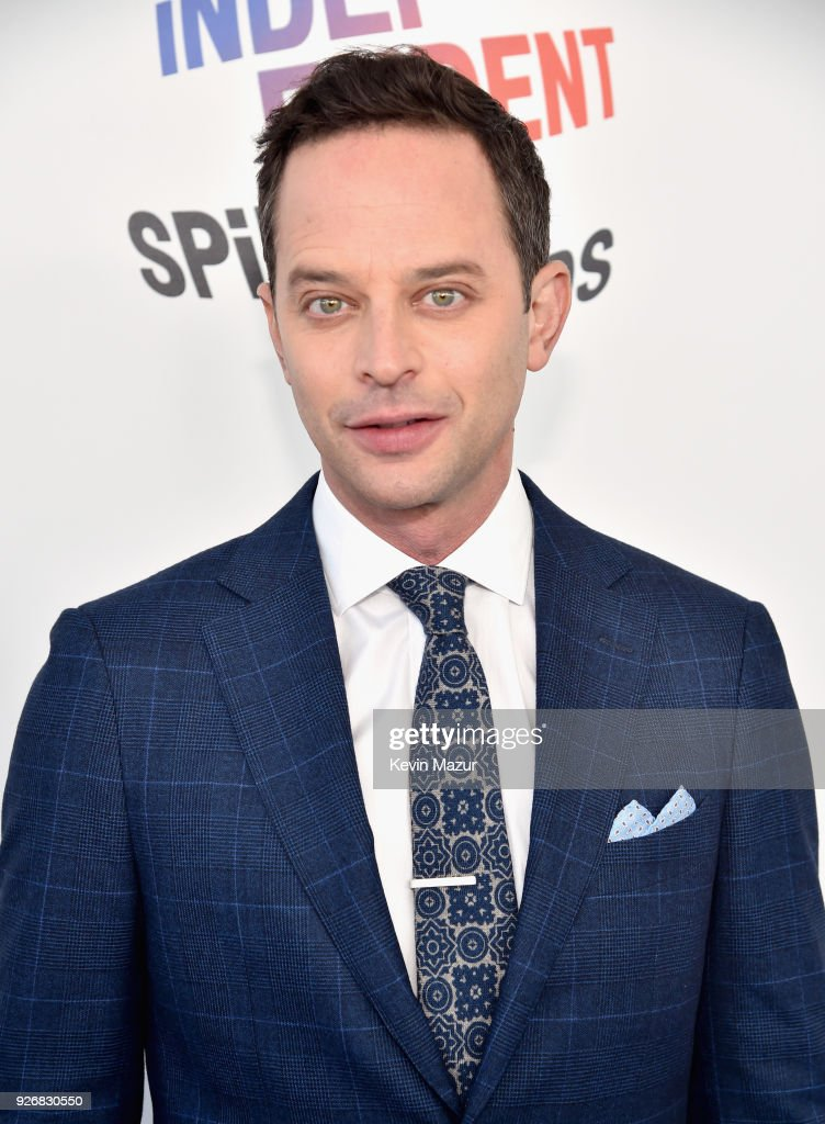 Comedian Nick Kroll attends the 2018 Film Independent Spirit Awards on March 3, 2018 in Santa Monica, California.