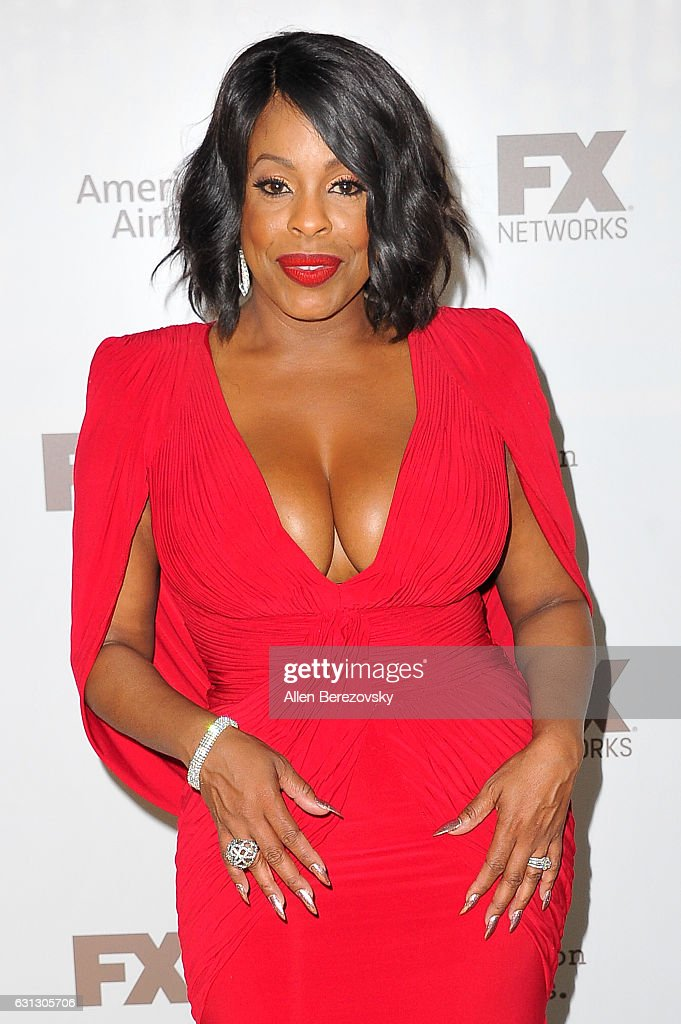 Comedian Niecy Nash attends FOX and FX's 2017 Golden Globe Awards After Party at The Beverly Hilton Hotel on January 8, 2017 in Beverly Hills, California.