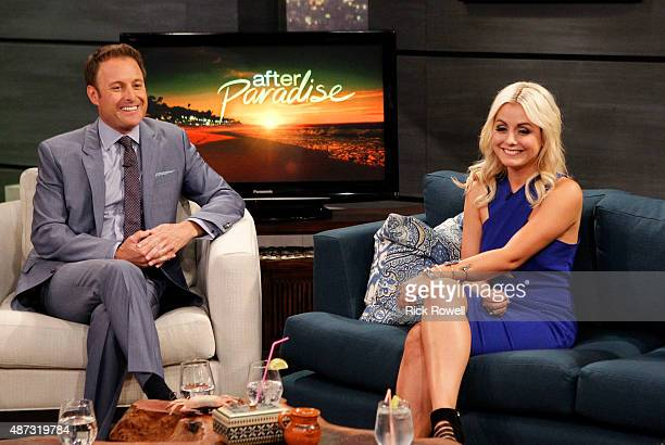 PARADISE Comedian Nikki Glaser and Miss America 2015 Kira Kazantsev join Chris Harrison and Jenny Mollen to weigh in on the twopart finale of...