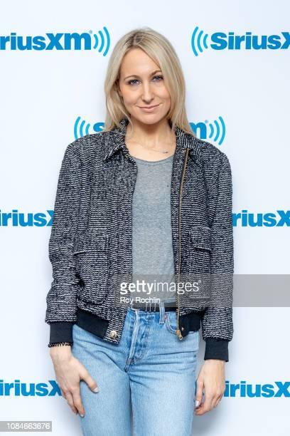 Comedian Nikki Glaser visits SiriusXM Studios on December 19 2018 in New York City