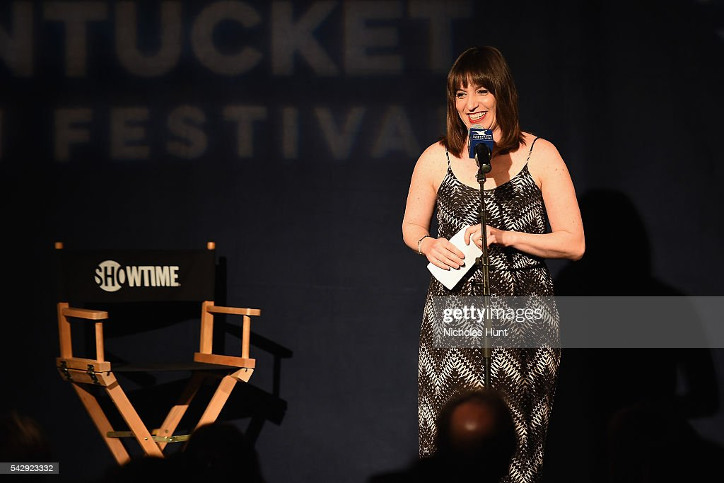 Comedian Ophira Eisenberg speaks onstage during Late Night Storytelling at the 2016 Nantucket Film Festival Day 3 on June 24, 2016 in Nantucket, Massachusetts.
