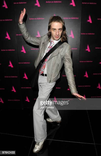 Comedian Paul Foot attends the Sport Against Addiction dinner and auction hosted by Action on Addiction at the Grange St Paul's Hotel on March 11...
