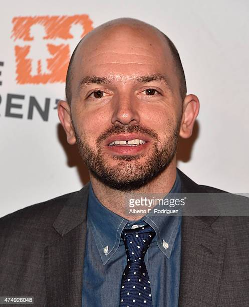 Comedian Paul Scheer attends The Alliance For Children's Rights' Right To Laugh Benefit at The Avalon on May 27 2015 in Hollywood California