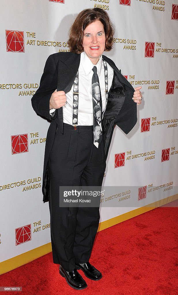 Comedian Paula Poundstone attends the 14th Annual Art Directors Guild Awards at The Beverly Hilton Hotel on February 13, 2010 in Beverly Hills, California.