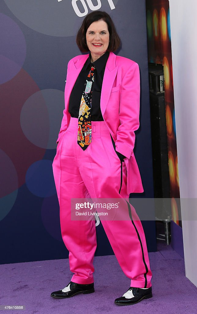 Comedian Paula Poundstone attends the premiere of Disney-Pixar's 'Inside Out' at the El Capitan Theatre on June 8, 2015 in Hollywood, California.