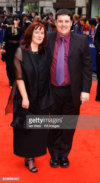 Comedian Peter Kay and his wife Susan arriving for the British Academy Television Awards at the London Palladium It has been announced today August...