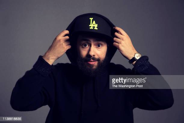 WASHINGTON DC APRIL Comedian Ramy Youssef has a new Hulu show Ramy loosely based on his life as a Muslim EgyptianAmerican millennial from New Jersey...