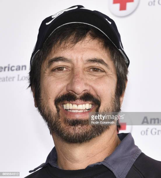 Comedian Ray Romano attends American Red Cross Los Angeles Region's 4th Annual Celebrity Golf Tournament at Lakeside Golf Club on April 17, 2017 in...