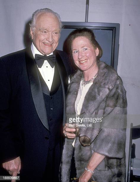 Comedian Red Skelton and wife Lothian Toland attend the Academy of Television Arts and Sciences Presents the Fifth Annual Television Hall of Fame...