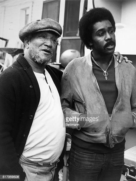 Sanford and son stock photos and pictures getty images for Demond wilson