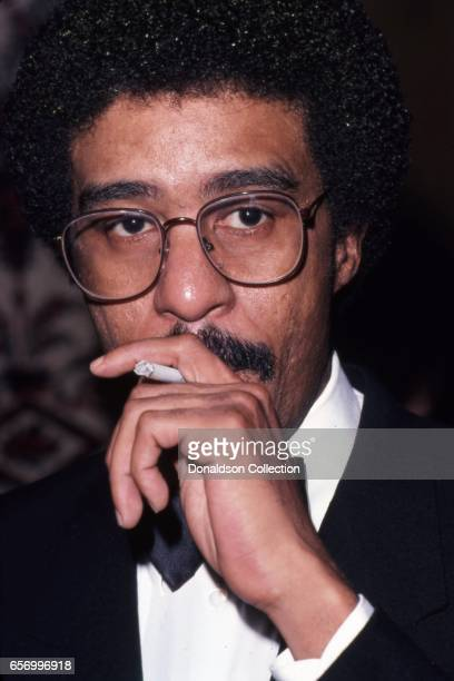 Comedian Richard Pryor attends an event in November 1981 in Los Angeles California