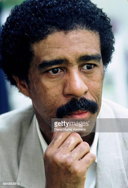 Comedian Richard Pryor June 1983 at an unspecified location